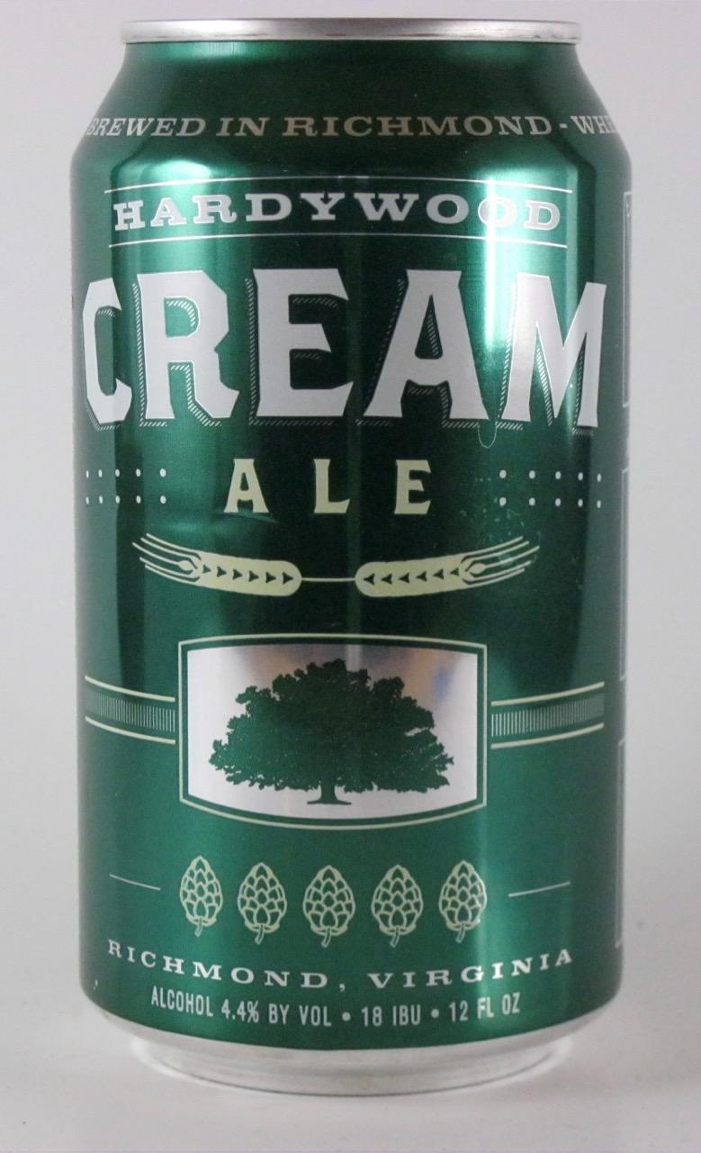Hardywood - Cream Ale