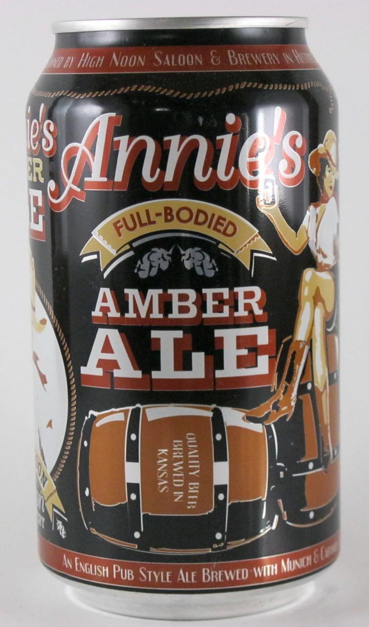 High Noon - Annie's Amber Ale