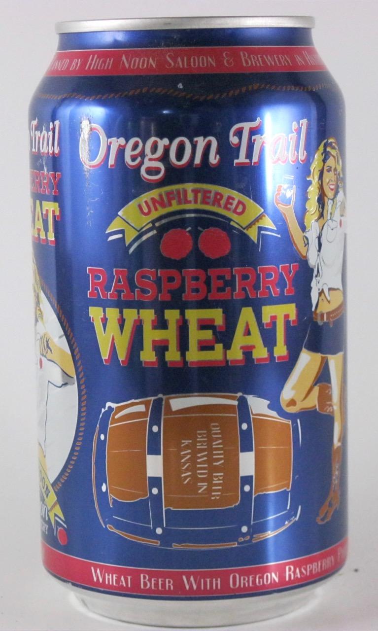 High Noon - Oregon Trail Raspberry Wheat