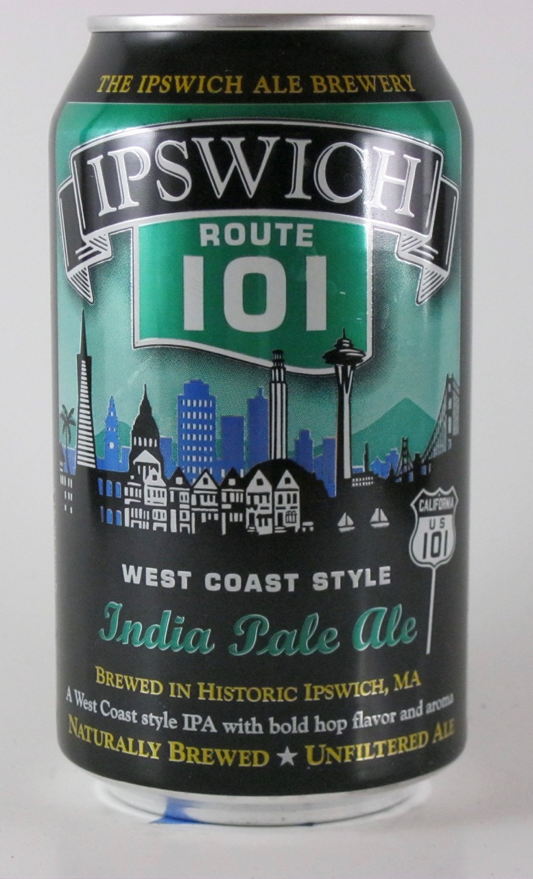 Ipswich - Route 101 West Coast Style IPA