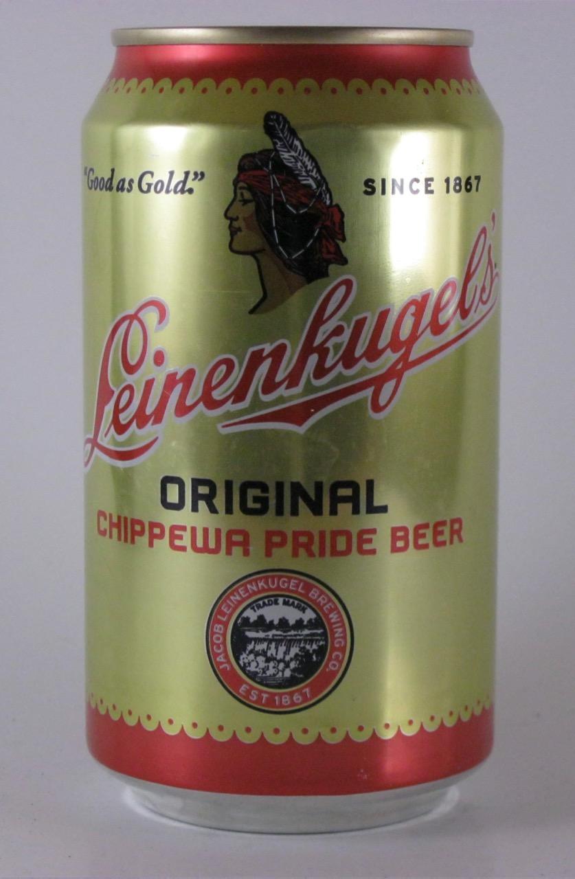 J. Leinenkugel's - Original Chippewa Pride Beer