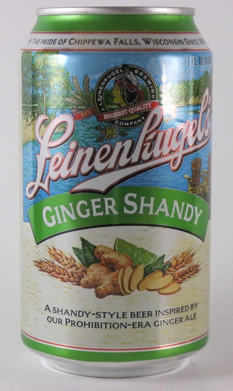J. Leinenkugel's - Ginger Shandy