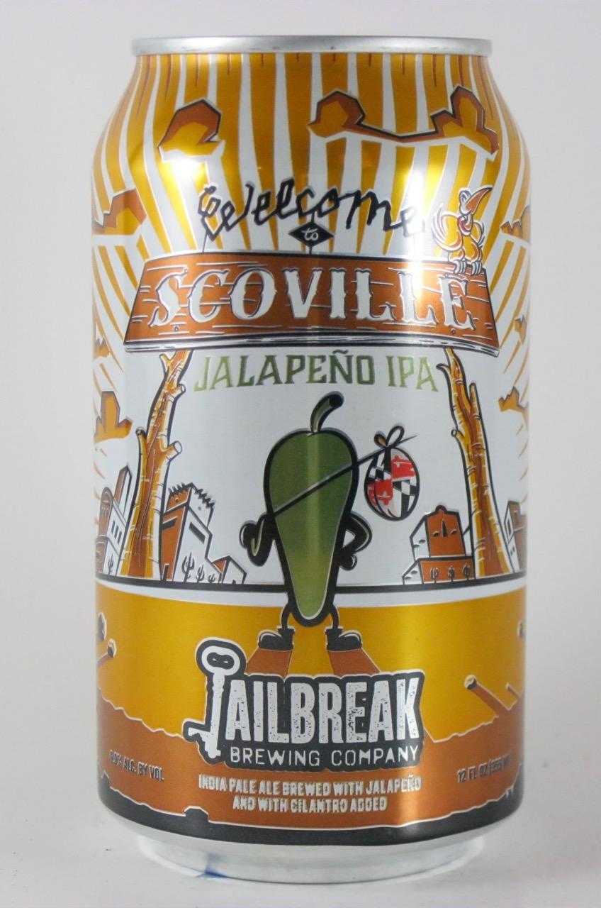 Jailbreak - Scoville Jalapeno IPA