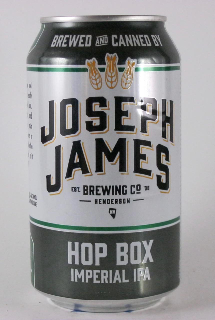 Joseph James - Hop Box Imperial Ale