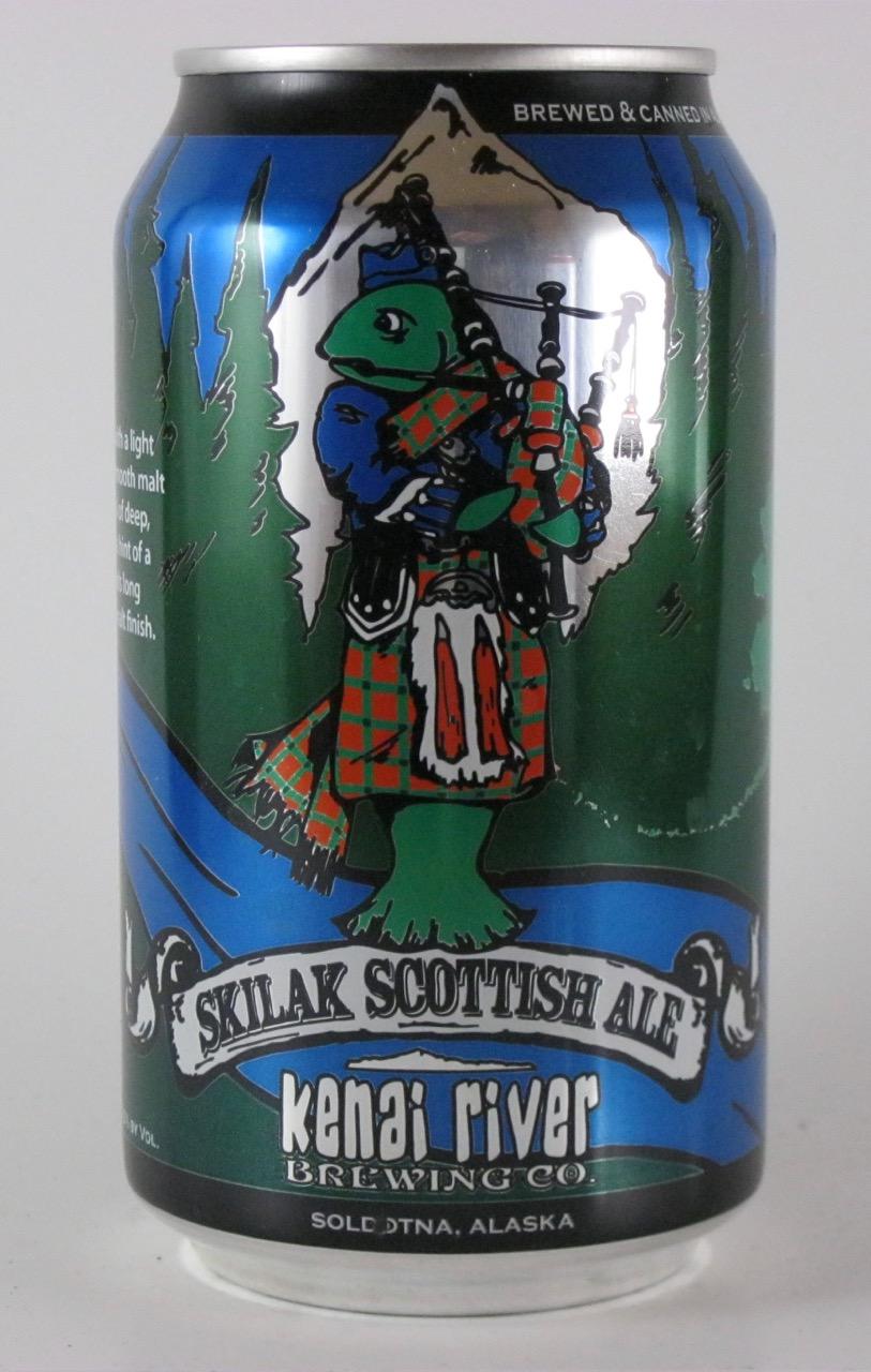 Kenai River - Skilak Scottish Ale