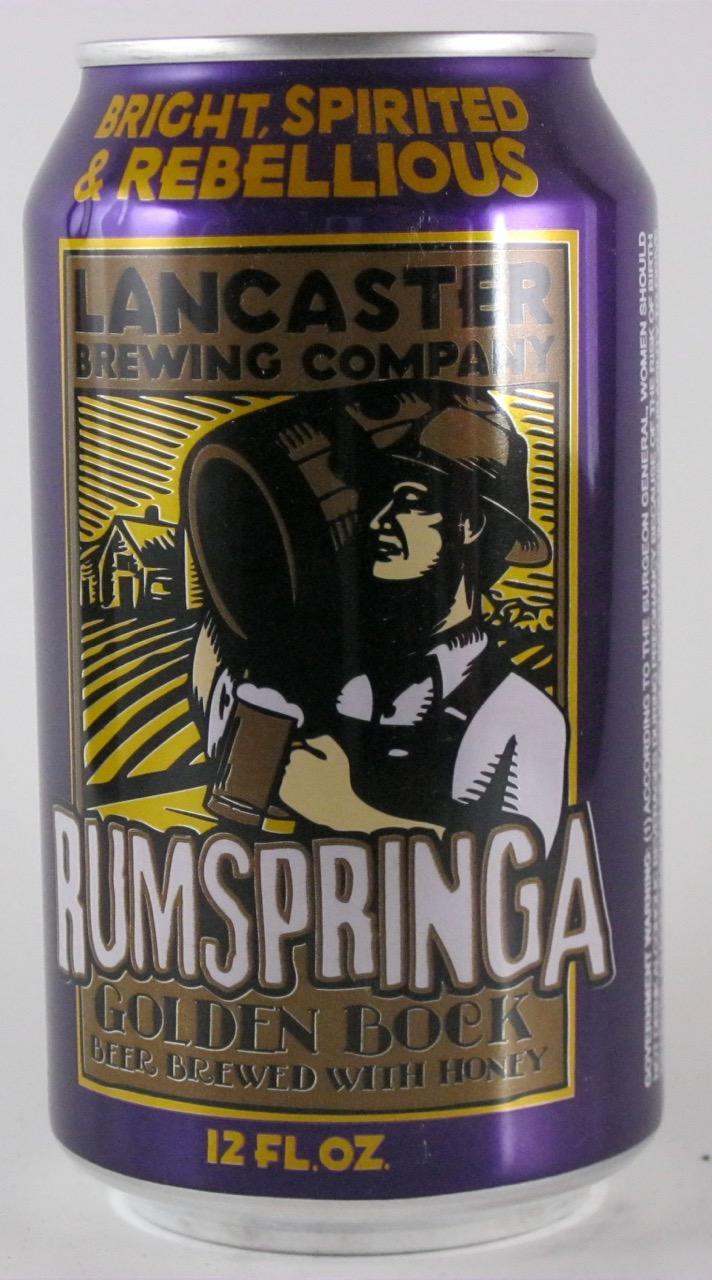 Lancaster - Rumspringa Golden Bock