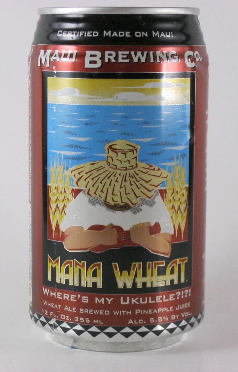 Maui - Mana Wheat