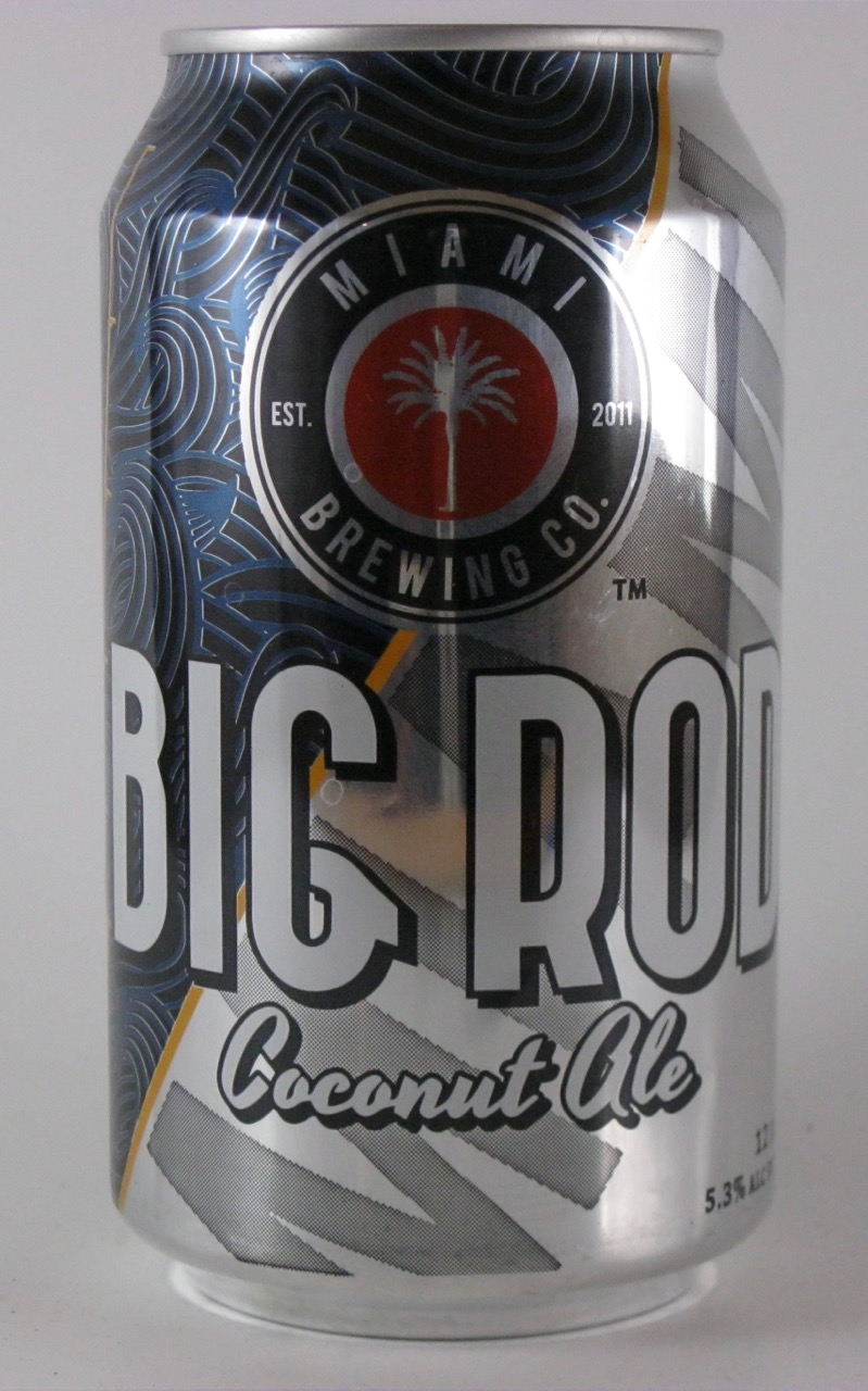Miami - Big Rod Coconut Ale
