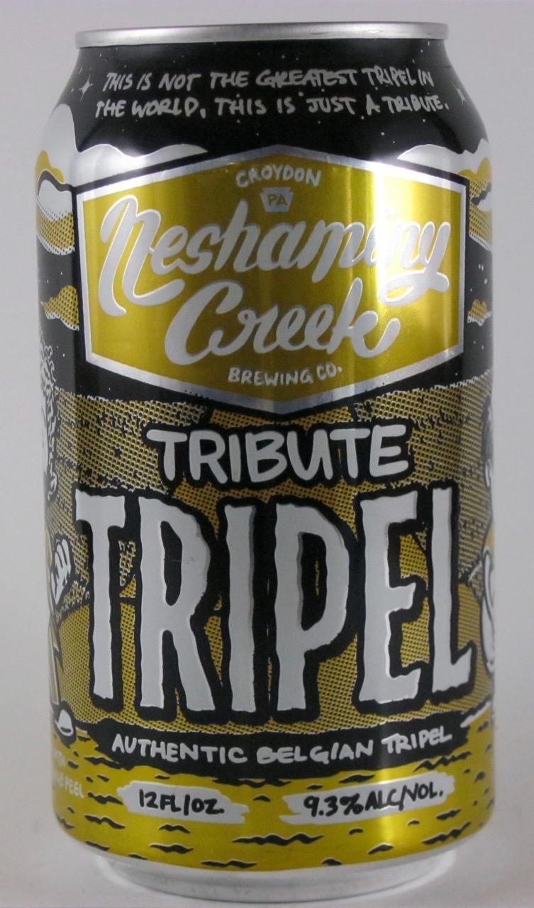 Neshaminy Creek - Tribute Tripel