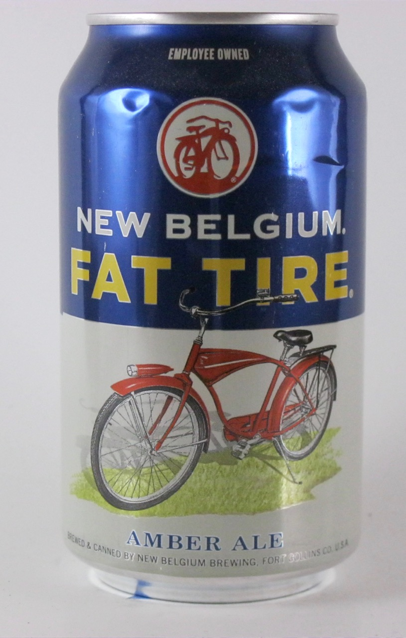 New Belgium - Fat Tire Amber Ale