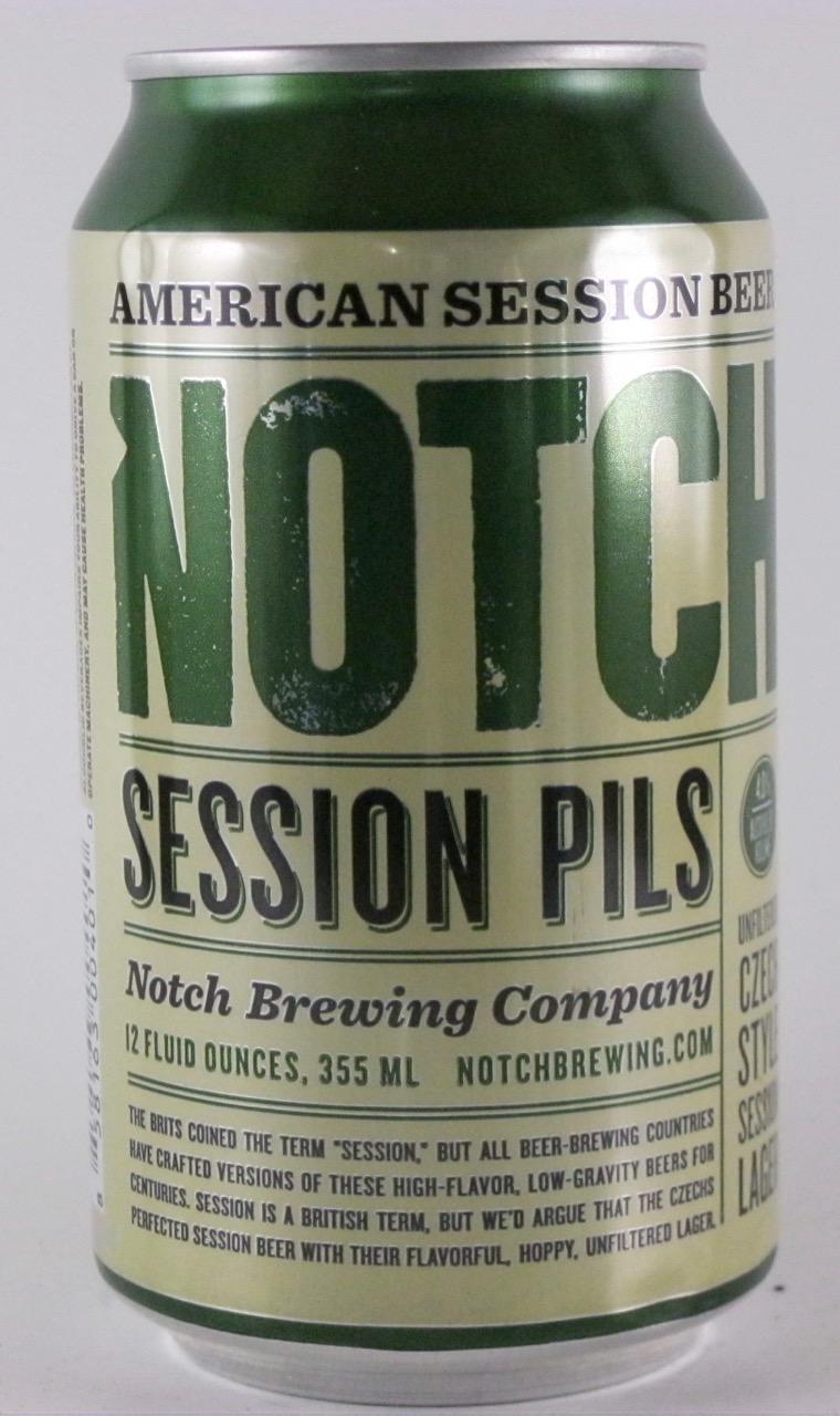 Notch - Session Pils