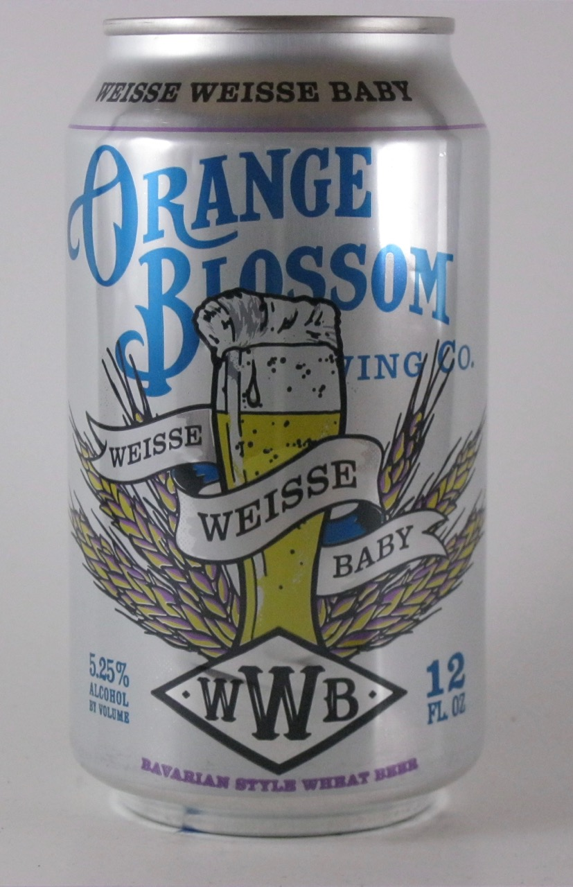 Orange Blossom - Weisse Weisse Baby