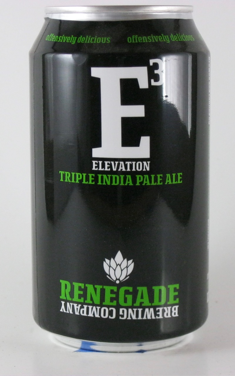 Renegade - Elevation3 Triple IPA