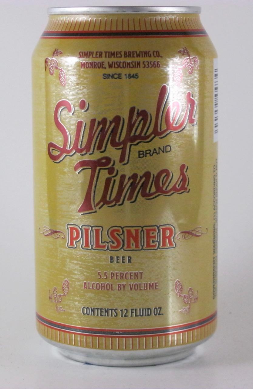 Simpler Times - Pilsner