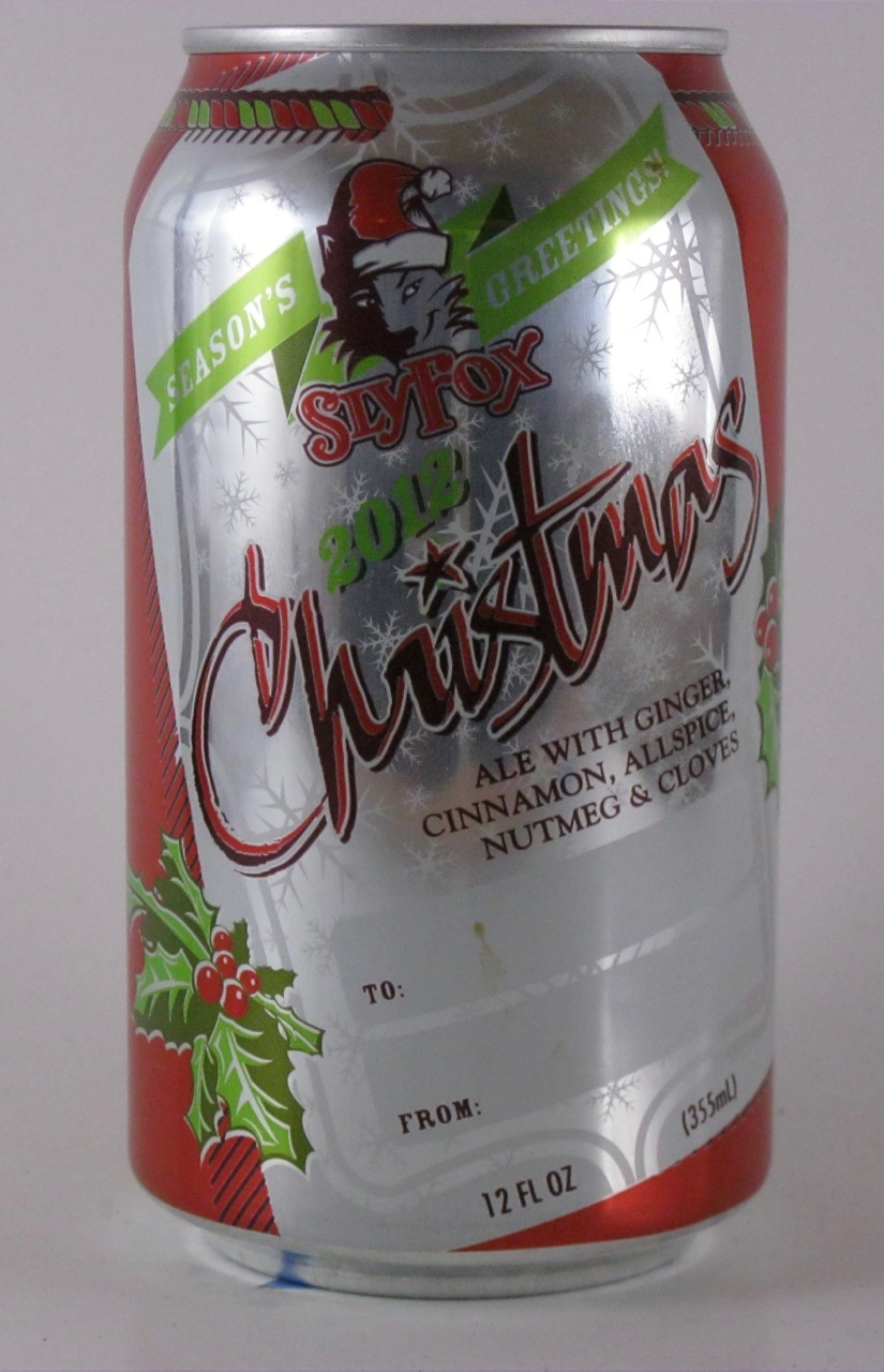 Sly Fox - Christmas 2013