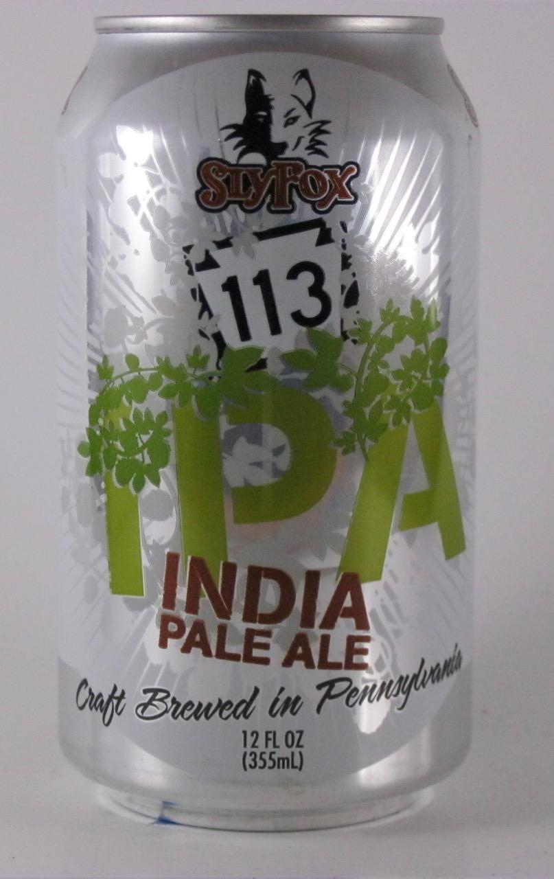 Sly Fox - 113 IPA