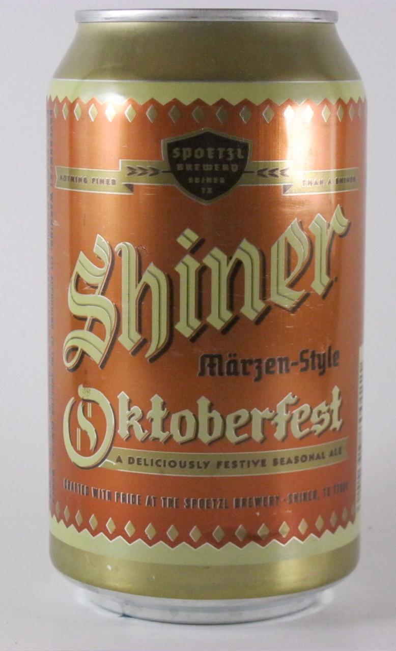 Spoetzl - Shiner Oktoberfest