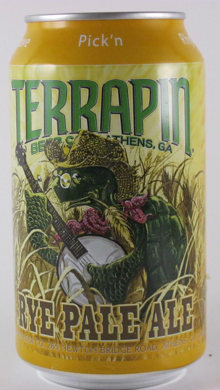 Terrapin - Rye Pale Ale