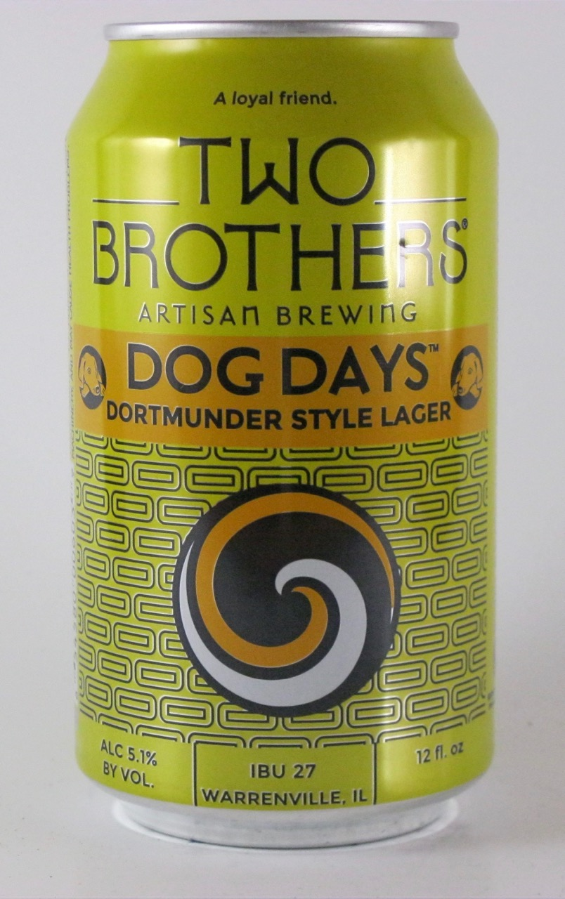 Two Brothers - Dog Days