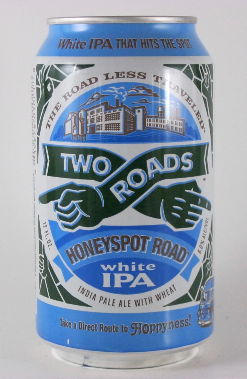 Two Roads - Honeyspot Road White IPA