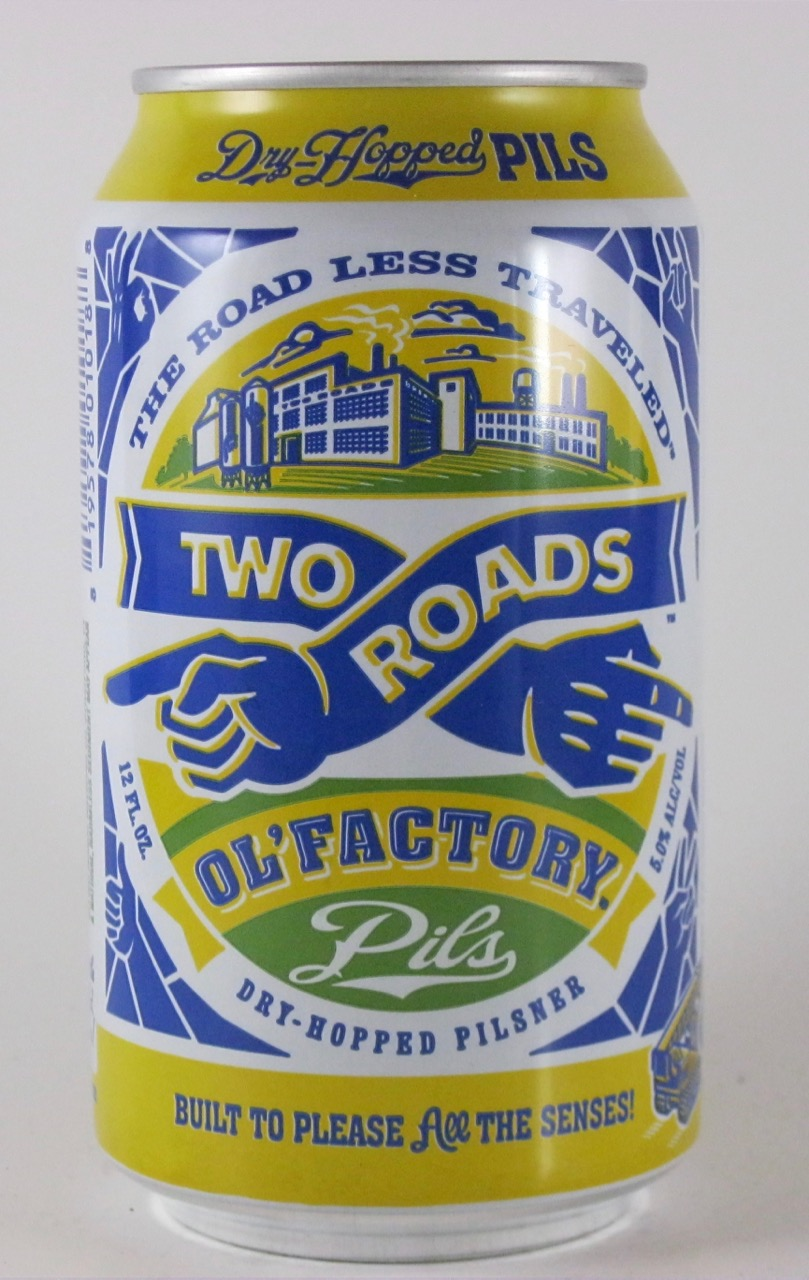 Two Roads - Ol' Factory Pils