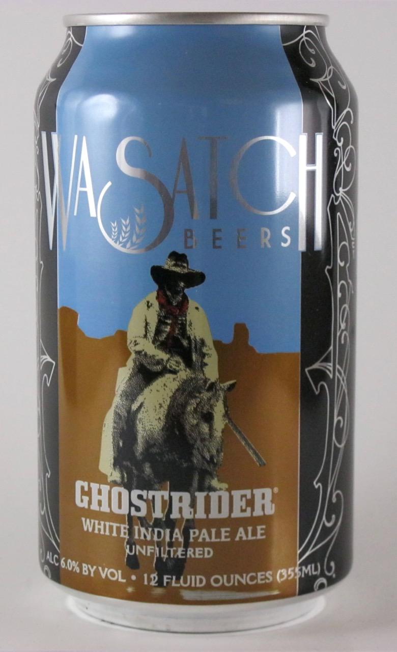Utah Brewers Coop - Ghostrider White IPA