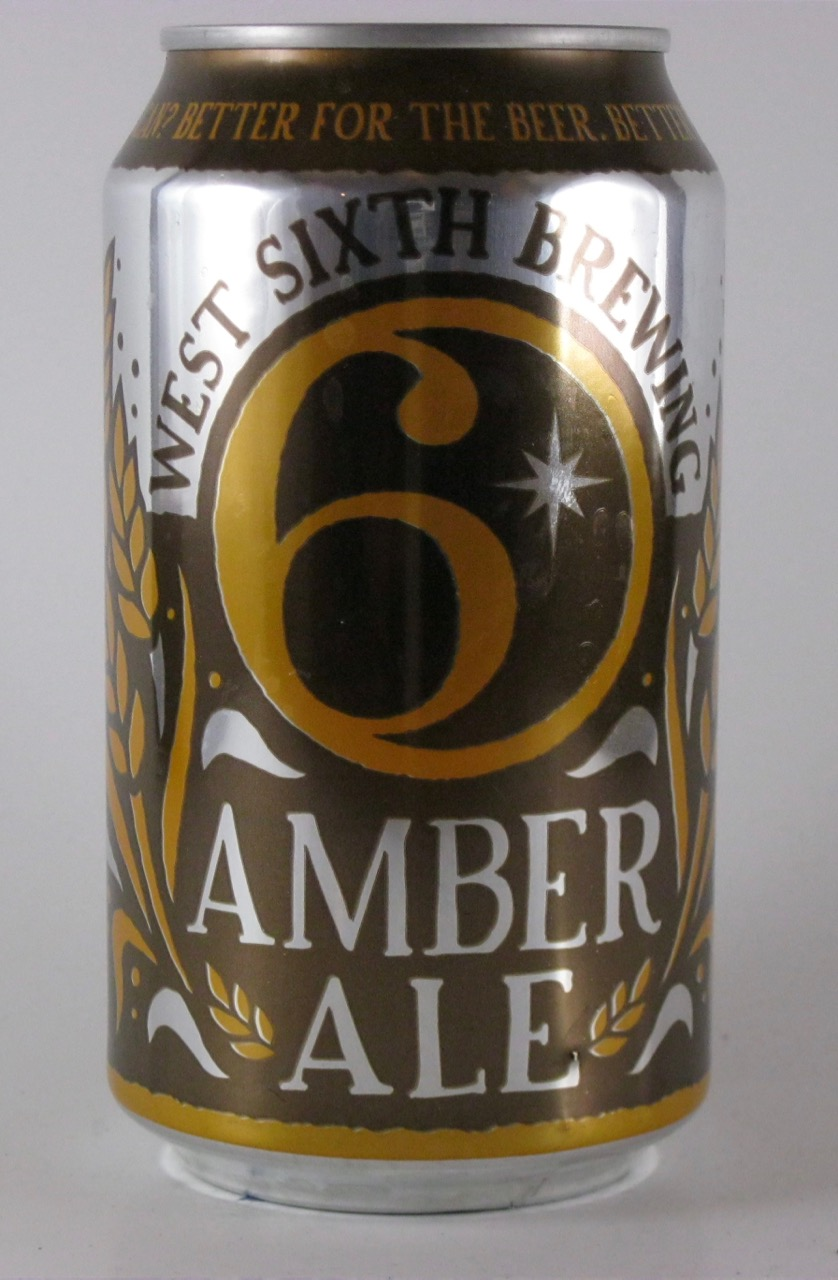West Sixth - Amber Ale