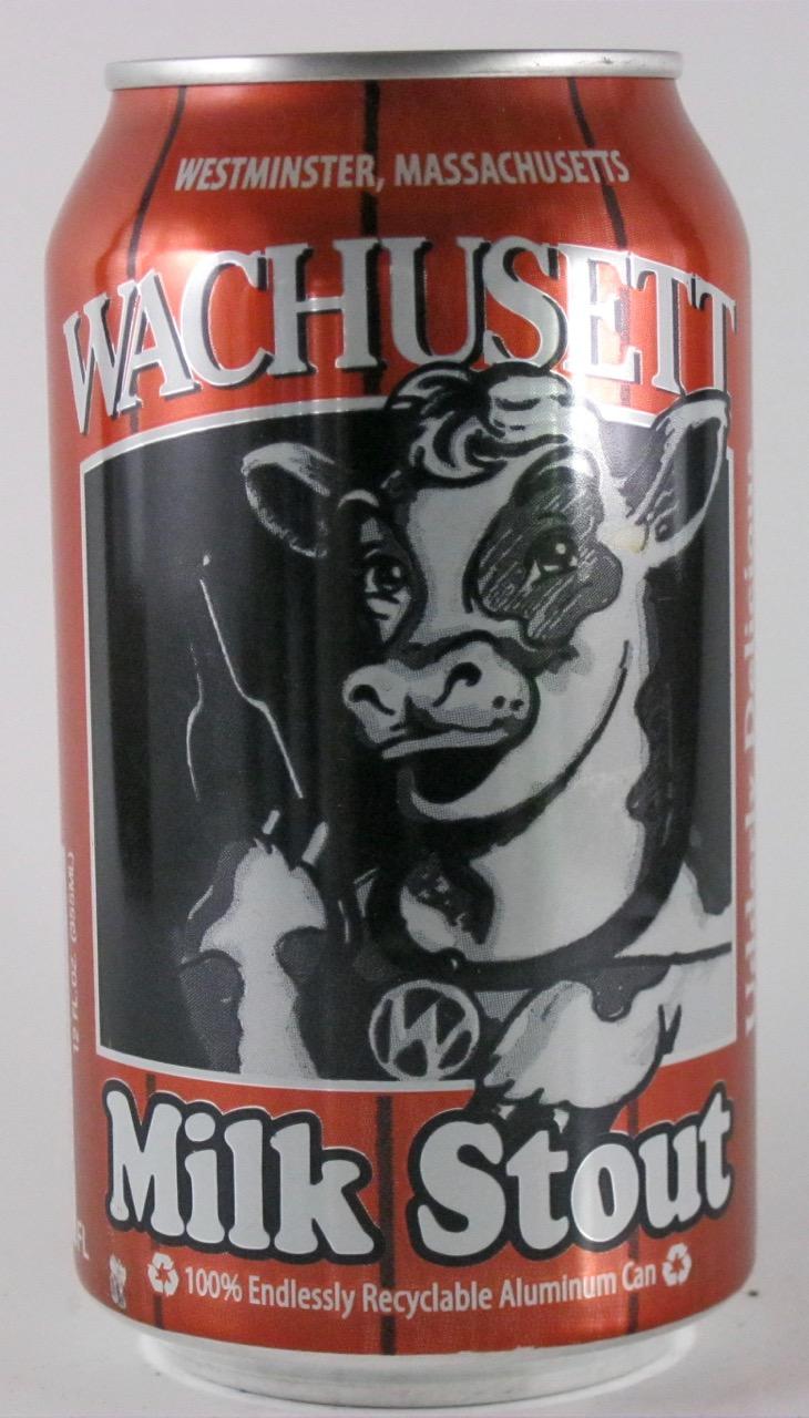 Wachusett - Milk Stout