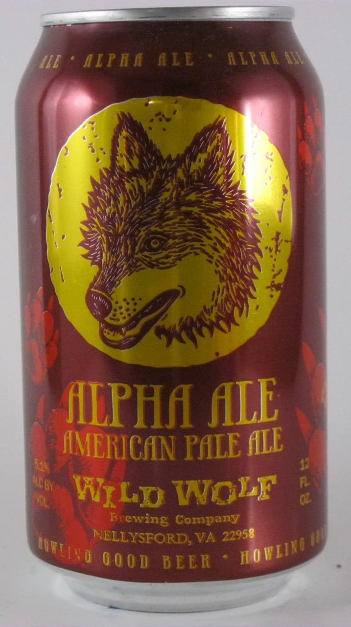 Wild Wolf - Alpha Ale American Pale Ale