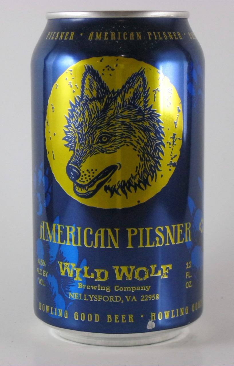 Wild Wolf - American Pilsner