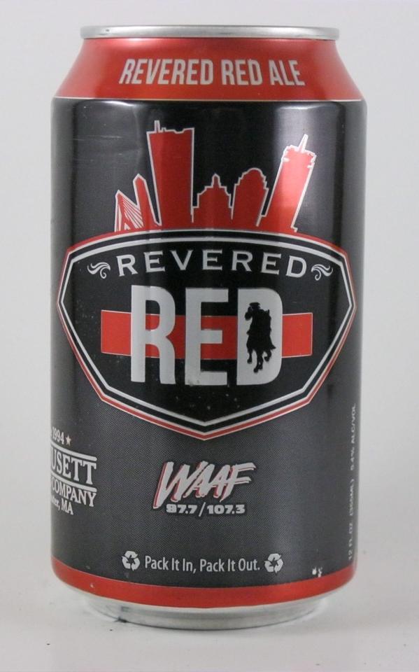 Wachusett - Reverend Red Ale