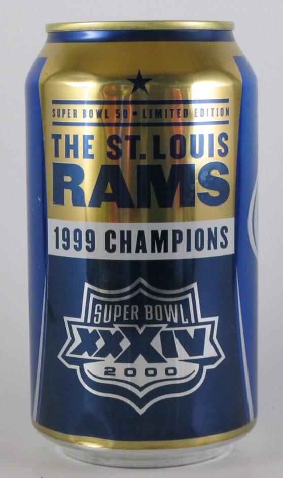 Anheuser Busch - SB Rams 1999