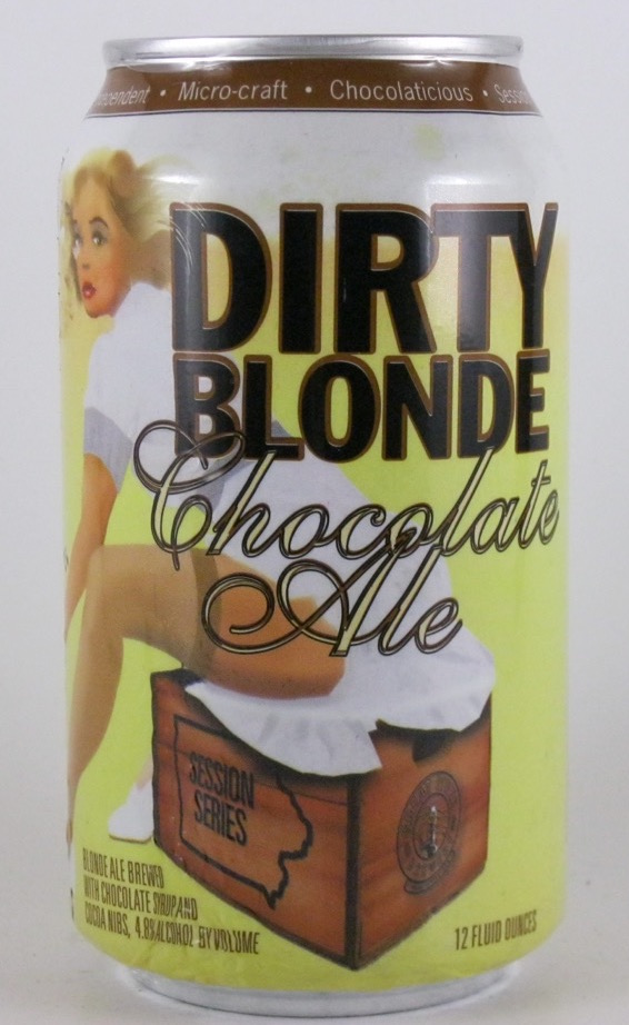 Great River - Dirty Blonde Chocolate Ale