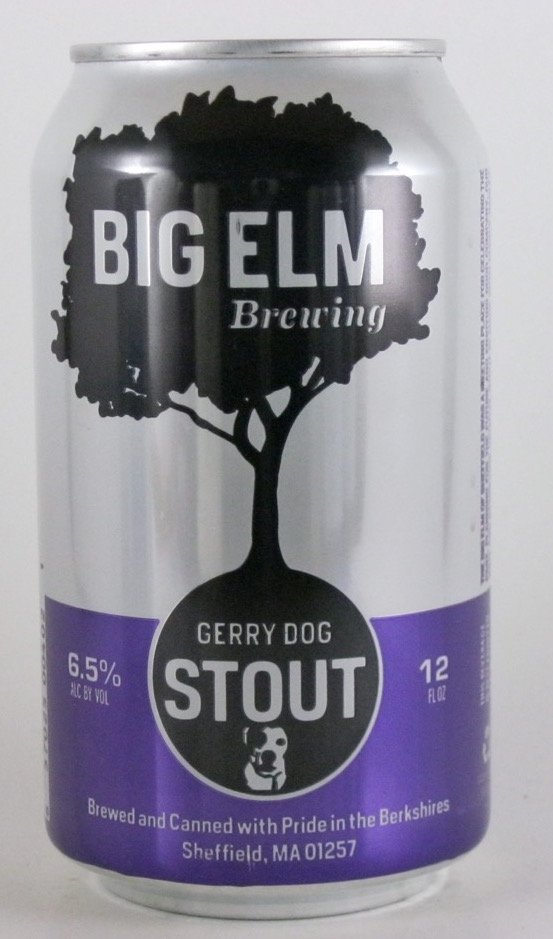 Big Elm - Gerry Dog Stout