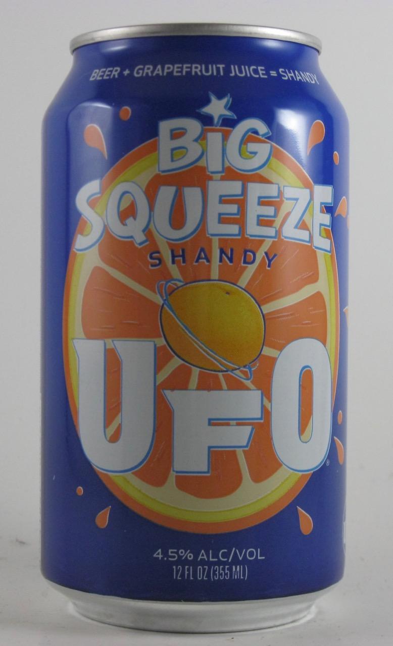 Harpoon - UFO Big Squeeze