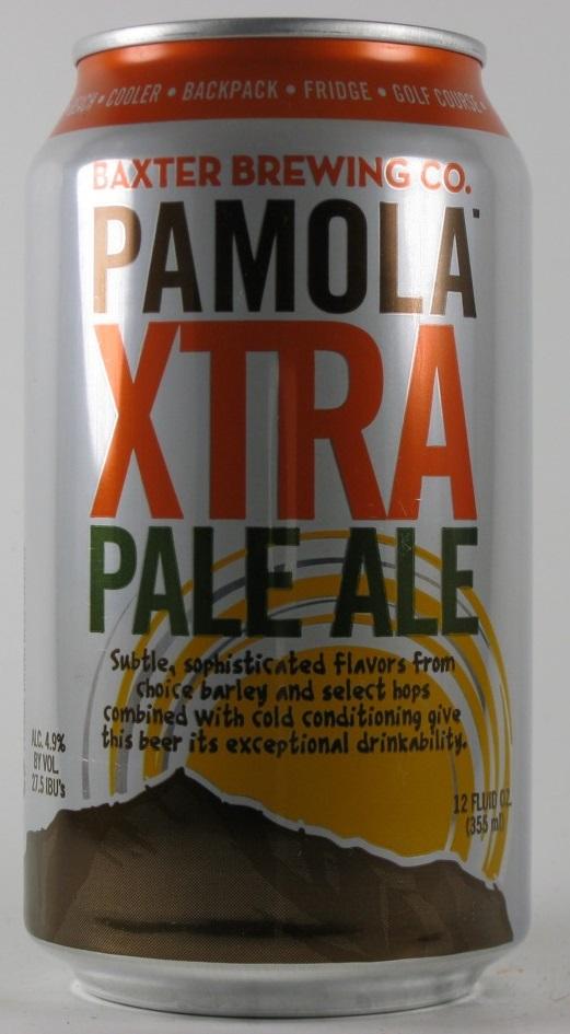Baxter - Pamola Xtra Pale Ale