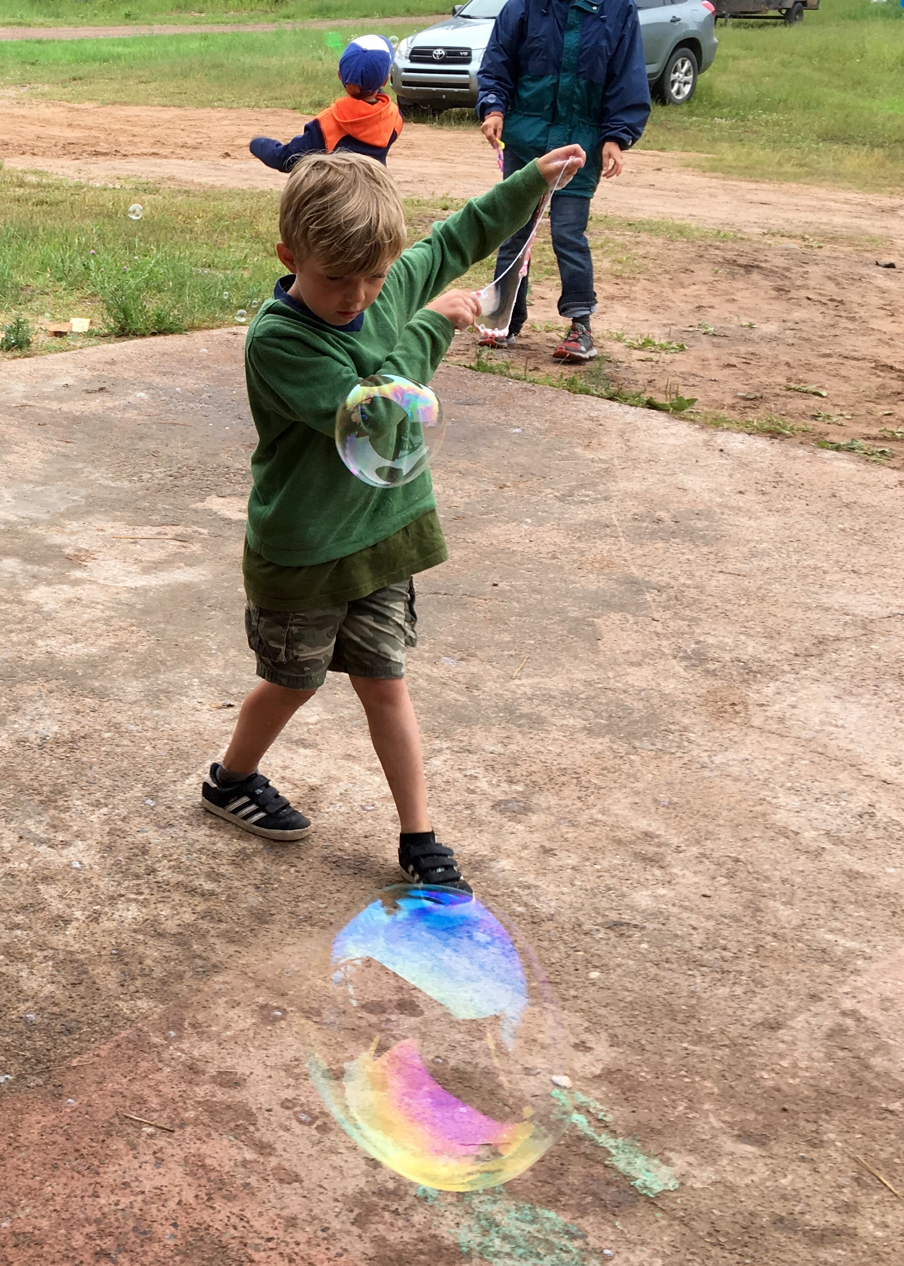 Adventure Building Camp, Week 1, Day 3, 2017