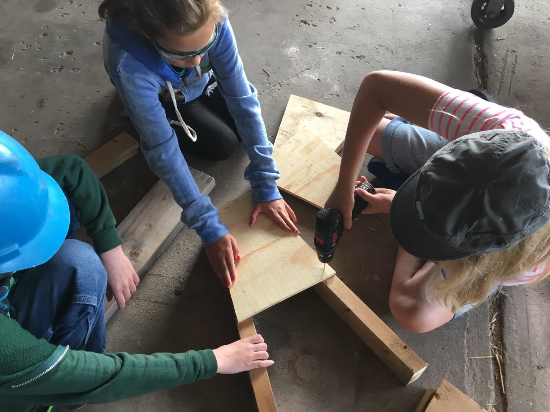 Adventure Building Camp, Week 2, July 17-20, 2017