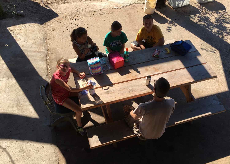 Adventure Building Camp, Week 2, Day 2, 2017