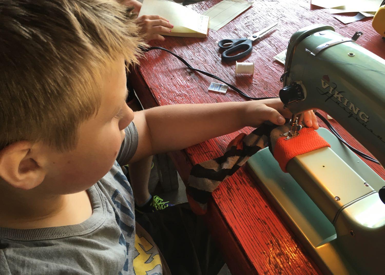 Adventure Building Camp, Week 2, Day 3, 2017