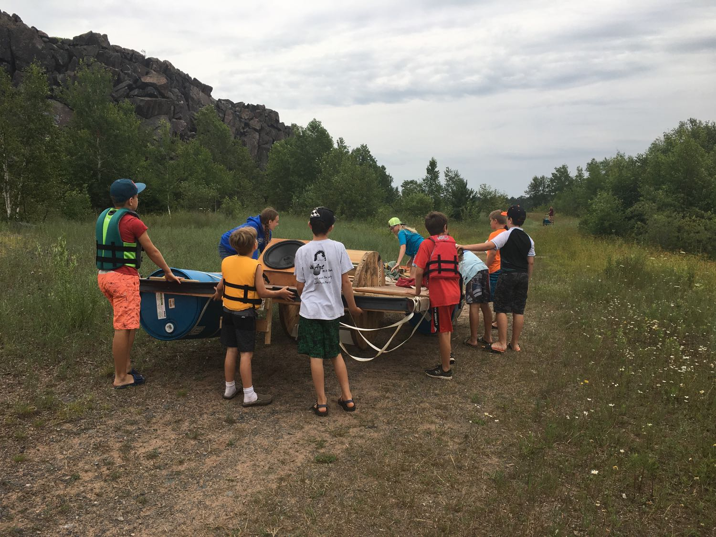 Adventure Building Camp, Week 3, Day 3, 2017