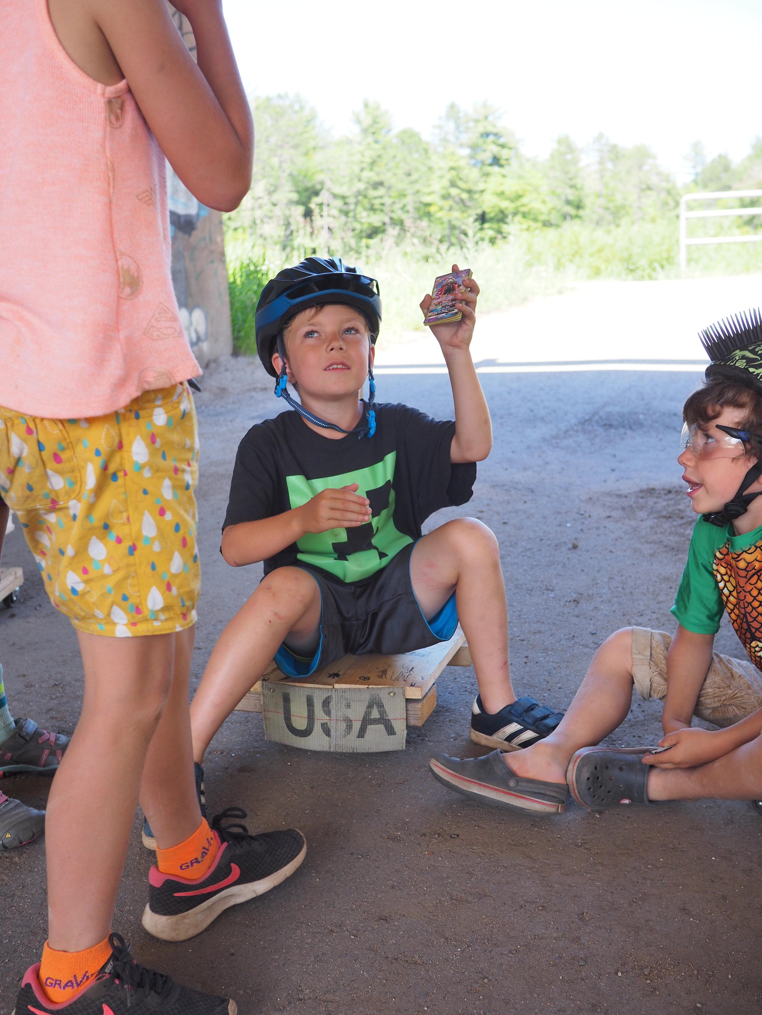 Adventure Building Camp 2018