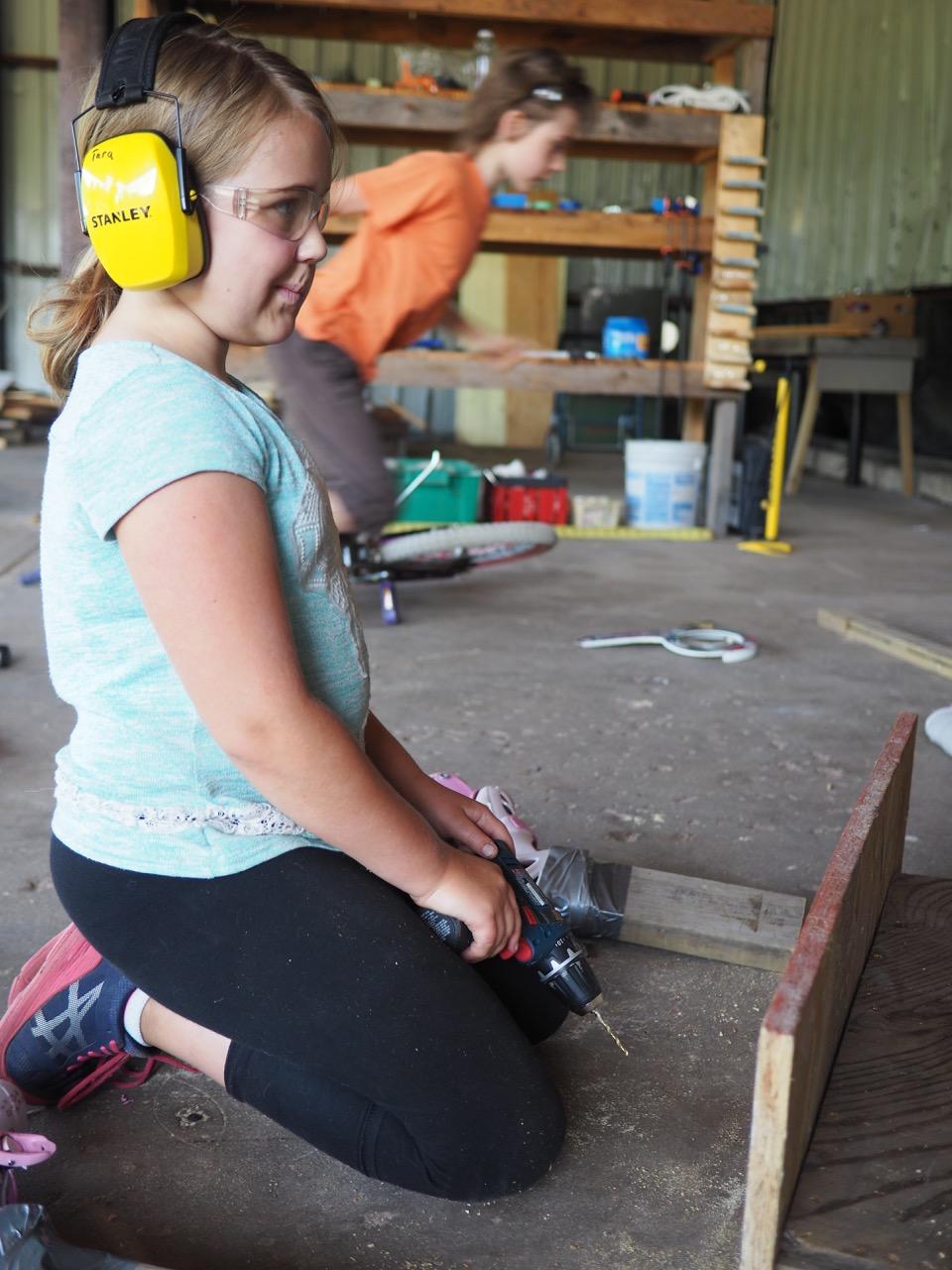 Adventure Building Camp 2108