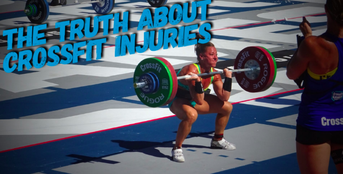 Check out  this post  by The Barbell Physio for The Truth About Crossfit Injuries!!