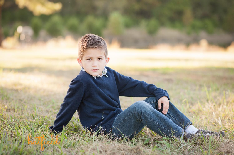 photo of little boy Huntsville AL
