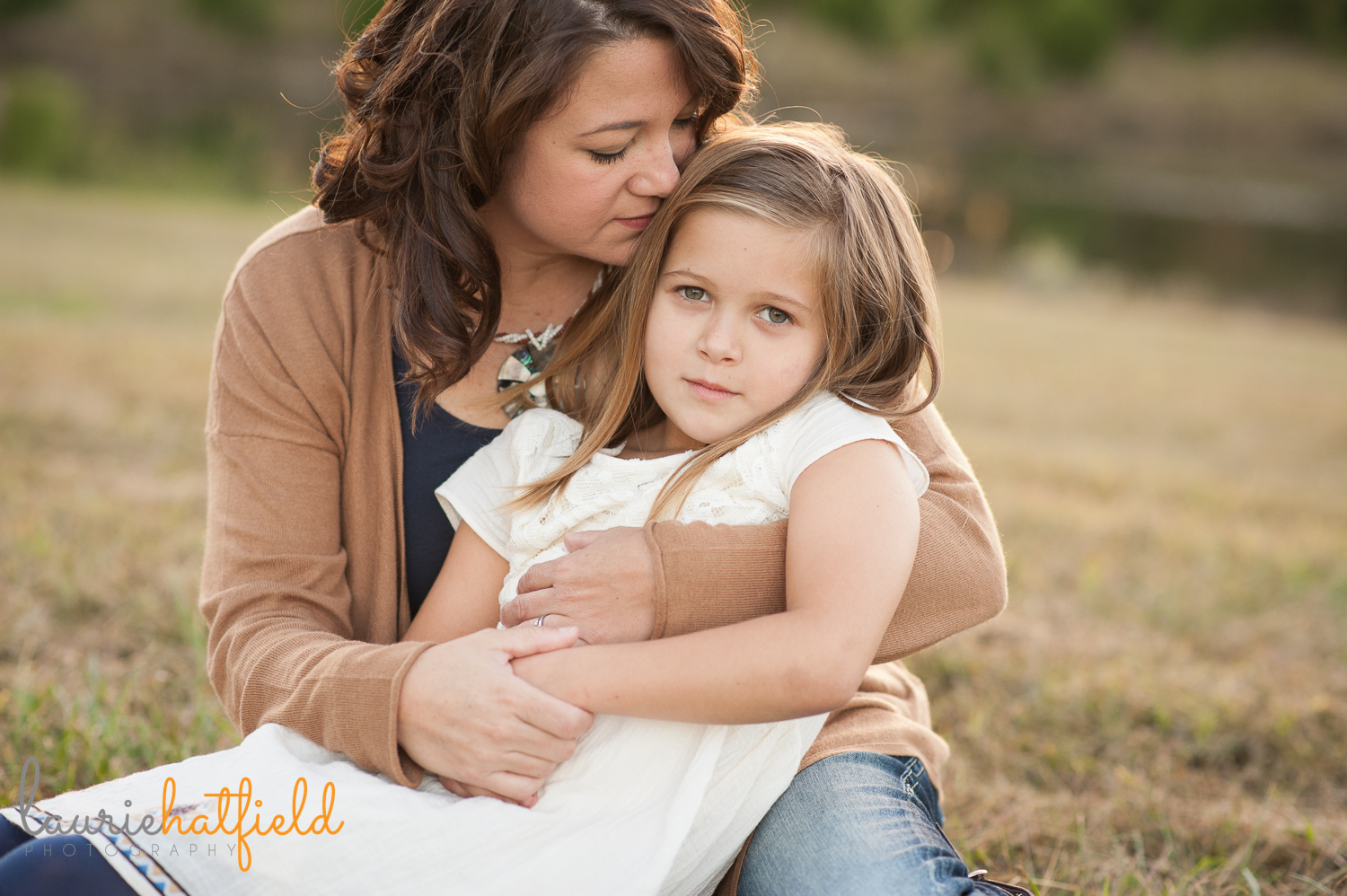 Mom and daughter picture