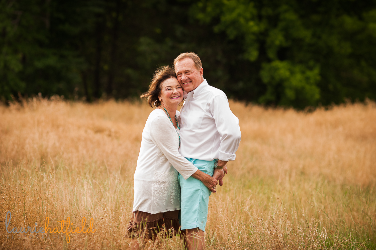 grandparents married 50 years | Huntsville family photographer