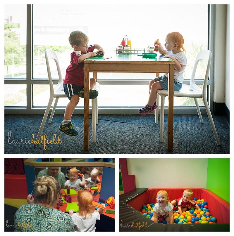 kids at the children's museum | Huntsville family photographer