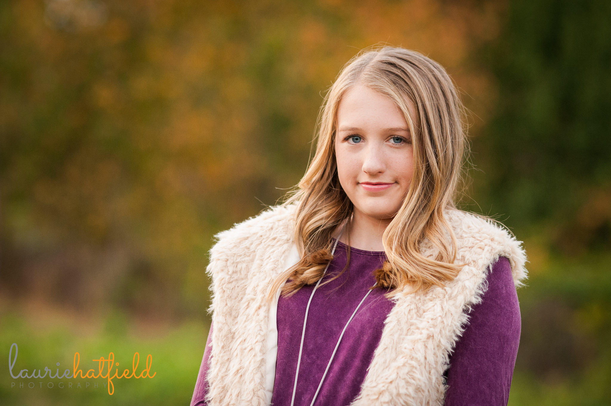 teenage girl portrait | Mobile AL photographer