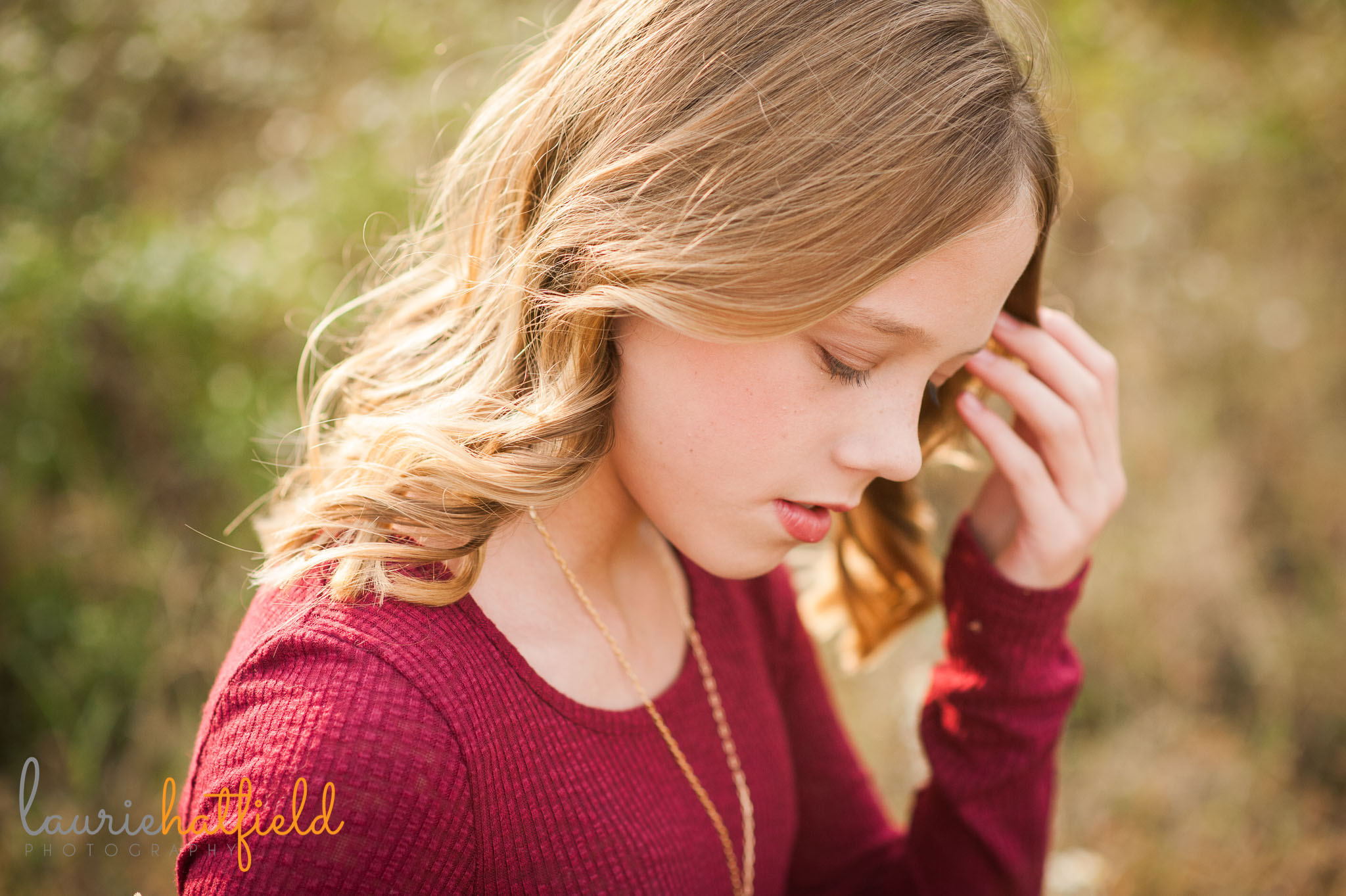 middle school girl | Mobile family photographer